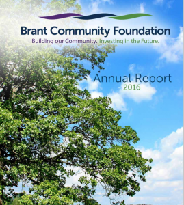 The Foundation Annual Report